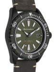 Spinnaker Fleuss Automatic Vintage Style Sports Watch with 43mm PVD Case #SP-5056-04