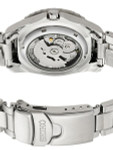 Seiko 42mm Sports 5, 23-Jewel Automatic Watch with Day and Date Window #SNZF15K1