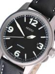 Aristo 5H67TI Titanium Case Swiss Automatic Aviator Watch
