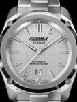 Formex Essence Swiss Automatic Chronometer with Silver Dial #0330.1.6341.100