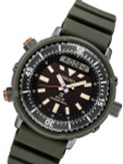 """Seiko """"Arnie"""" Prospex Tuna Dive Watch with Solar Movement and 47.5mm Case #SNJ031"""