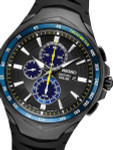 Seiko Coutura Jimmie Johnson Special Edition Solar ChronographWatch #SSC697