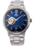 Orient Helios Open-Heart Automatic Dress Watch with Bracelet #RA-AG0028L10A
