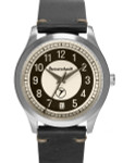 Messerschmitt Retro Dial Quartz Watch with 38mm Case #KR201-S