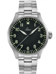 Laco 42mm ROM Type A Dial Automatic Pilot Watch, Sapphire Crystal #861895