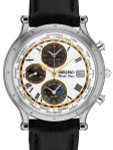 Seiko Age of Discovery, Limited Edition World Time Alarm Watch #SPL055
