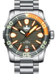 PHOIBOS 500-Meter Great Wall Swiss ETA Automatic Dive Watch with DD AR Sapphire Crystal #PY022D