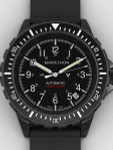 Marathon Swiss Made, GSAR Automatic Military Divers Watch with Sapphire Crystal #WW194006BK-NGM
