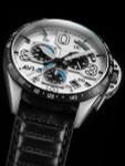 AVI-8 Command Pilot Blakeslee Chronograph Watch #AV-4077-01