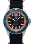 Seaborne Sea Venture 100-Meter Automatic Dive Watch with a 41mm Case and an AR Sapphire Crystal #SB-SV-001-MBD