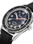 Squale 300 Meter Swiss Made Automatic Dive Watch with Black Dial  #SUB-39MON