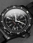 Marathon Swiss Made, GSAR Automatic Military Divers Watch with Sapphire Crystal #WW194006BKBRACE-NGM