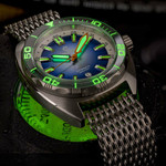 Ocean Crawler Core Diver Swiss Automatic Watch with AR Sapphire Crystal #CD-V3-1321