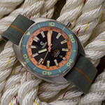 Ocean Crawler Core Diver Swiss Automatic Watch with AR Sapphire Crystal #CD-V3-1323
