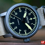 Lum-Tec Combat Watch with a Curved Sapphire Crystal #Combat-B46