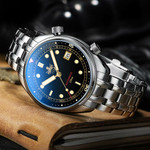 PHOIBOS Eagle Ray 200-Meter Automatic Dive Watch with Double Dome AR Sapphire Crystal #PY029D