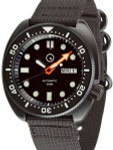 Islander Automatic Dive Watch with AR Double Dome Sapphire Crystal, and Luminous Bezel Insert #ISL-13