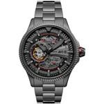 AVI-8 Hawkeye Hunter Black Arrows, Automatic Pilot Watch, AR Sapphire Crystal #AV-4078-33