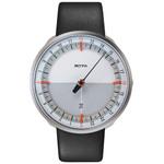 Botta UNO 24 one hand 24-hour Swiss quartz watch with 45mm titanium case #621310