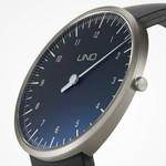 Botta UNO one hand 12-hour Swiss quartz watch with 40mm titanium case #559090