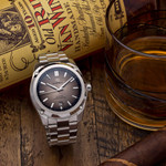 Formex Essence Swiss Automatic Chronometer with Brown Dial #0330-1-6324-100