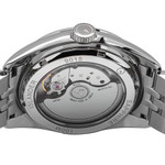 Islander Hi-Beat Automatic Dress Watch with Salmon Dial, AR Sapphire Crystal #ISL-37