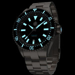 NTH Thresher 610-Meter Hi-Beat Automatic Dive Watch with an AR Sapphire Crystal #WW-2K1-TKSD