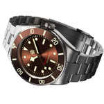 NTH Barracuda 300-Meter Hi-Beat Automatic Dive Watch with an AR Sapphire Crystal #WW-NTH-BANN