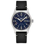 Seiko 5 Sports 24-Jewel Automatic Watch with Dark Blue Dial  #SRPG39