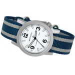 Bertucci A-6A Experior Tempo sport-field watch with light weight 40mm case #16523