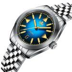 PHOIBOS Nebula Hi-Beat Automatic Watch with Sandwich Dial, AR Sapphire Crystal #PY030C