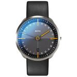 BOTTA TRES 24 Three Hand 24-Hour Swiss Quartz Watch with a 40mm Titanium Case #489310