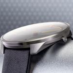 BOTTA TRES 24 Three Hand 24-Hour Swiss Quartz Watch with a 45mm Titanium Case #689310
