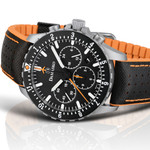 Damasko 42mm Chronograph with a Stopwatch and a 12-hour Totalizer #DC86