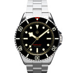 NTH Barracuda 300-Meter Hi-Beat Automatic Dive Watch with an AR Sapphire Crystal #WW-NTH-BVKN