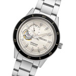 Seiko Presage Automatic Open-Heart Watch with 24-Hr Sub-Dial and 40mm Case  #SSA423