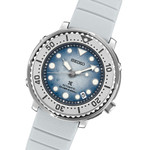 "Seiko Prospex Save The Ocean, Special Edition Baby Tuna ""Antarctica"" Dive Watch #SRPG59"