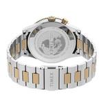 Timex 39mm Waterbury Dual-Time GMT Quartz Watch with Blue Dial #TW2U90600VQ