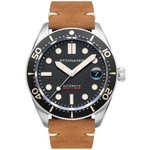 Spinnaker 40mm Croft Anchor Black 150-Meter Automatic Dive Watch #SP-5100-01