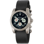 Bertucci A-11T American Field Titanium Chronograph Watch with Sapphire Crystal #13343