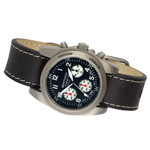 Bertucci A-11T American Field Titanium Chronograph Watch with Sapphire Crystal #13345