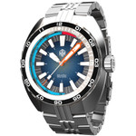 NTH DevilRay 500-Meter Automatic Dive Watch with an AR Sapphire Crystal #WW-NTH-DREN