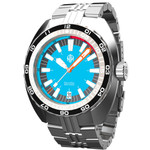 NTH DevilRay 500-Meter Automatic Dive Watch with an AR Sapphire Crystal #WW-NTH-DRTD