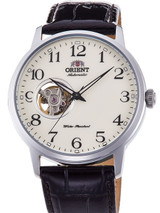 Orient Open-Heart Automatic with Hand-winding, Hacking #RA-AG0010S10A