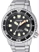 Citizen Eco-Drive Promaster Scuba Diver Watch with SS Bracelet #BN0150-61E