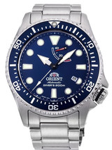 Orient Neptune Dive Watch with Power Reserve and AR Sapphire Crystal #RA-EL0002L00A