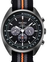 Seiko Recraft Solar Quartz Chronograph with Stop-Watch and 24-hour Sub-Dial  #SSC669