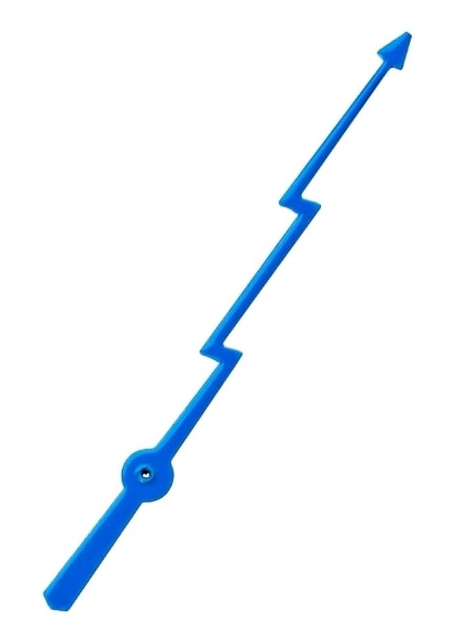 Blue Lightning Bolt Seconds Hand For Seiko Seiko SKX007, SKX009, SKX011, SKX173, SNZF17 (series) and SNZH55 (series) watches #H14