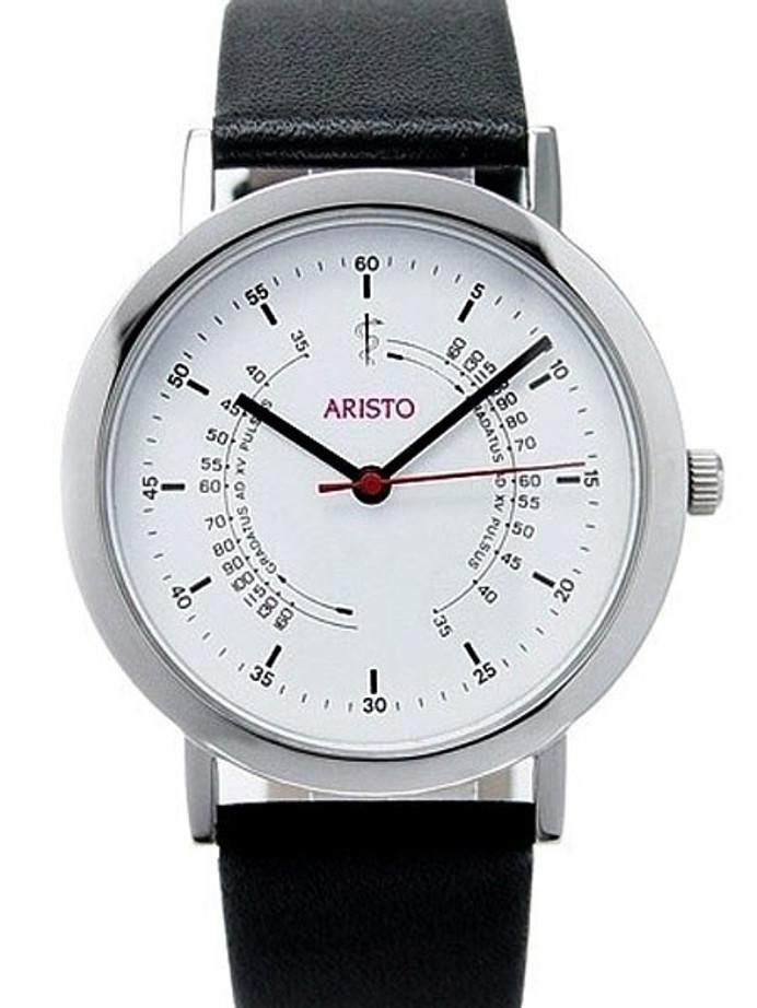 Aristo 4H87 Doctor's, Medic's Watch with Swiss Ronda Quartz Movement