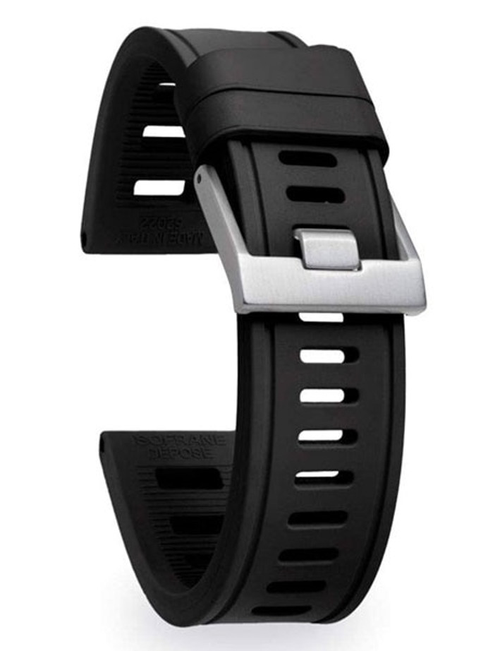 ISOfrane Hypoallergenic Dive Strap with Ventilation Bars and Adjustment Slots #ISO-01